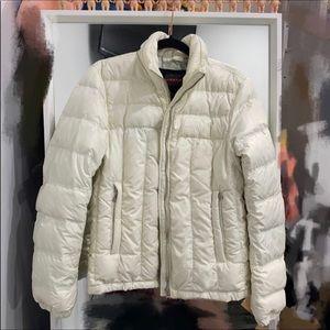 Authentic Prada Puffer Jacket Small